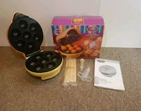 Nostalgia Electrics Donut Hole and Cake Pop Maker  Kitchener, N2E