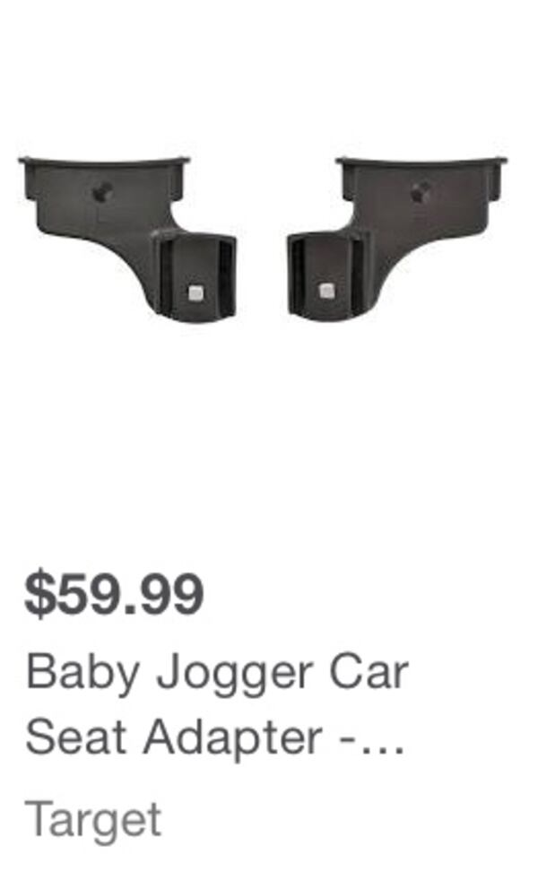 Baby jogger carseat adaptor 0