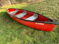 Coleman Canoe 14' like new Taylorsville, 84129