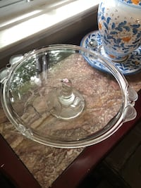 Brand new Germany cake plate.  Hamilton, L9A 1T3