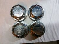 four round silver-colored coins Vaughan, L4H 3N5