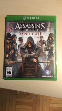 Assassins creed syndicate Mississauga, L5A