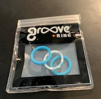 Silicone stacking rings