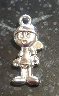 Brand new silver charm Baltimore, 21206