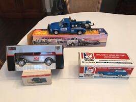 Assorted models cars and trucks