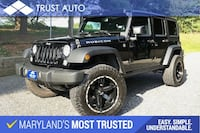 Jeep Wrangler Unlimited 2014 Sykesville