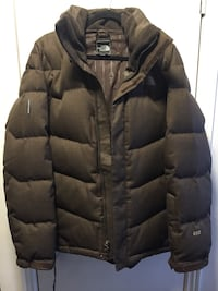 men size small north face jacket
