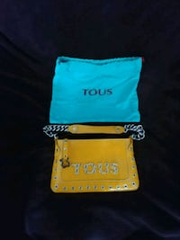 New Tous purse with dust bag Winter Garden, 34787
