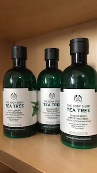 The Body Shop (Tea Tree) Markham
