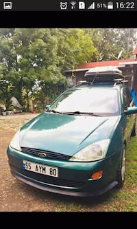 2001 Ford Focus 1.6 AMBIENTE GP A/T İstiklal