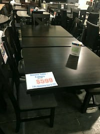 Table w4 chairs brand new San Antonio, 78217