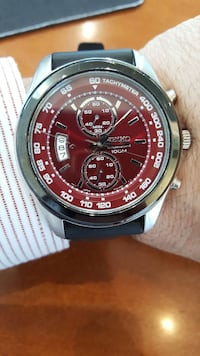 Luxury Seiko chronograph watch Alexandria, 22304