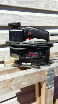 Craftsman jig saw and scroller saw Ottawa, K1E 1K3