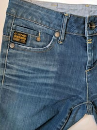 G star raw denim skinny jeans Laval, H7T 3A7