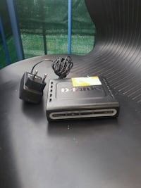 modem router D-lInk nero Torino, 10146