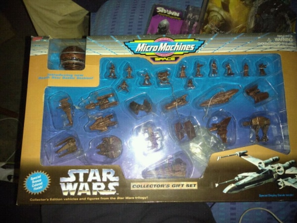 brown Star Wars collections gift set