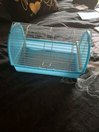 blue and white pet cage Grand Haven, 49417