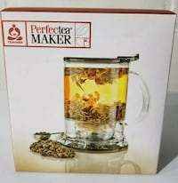 Teavana PerfecTea 16 Ounce Tea Maker II Tuckahoe, 10707