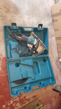blue and black Makita 4112H SJS corded with case Rahway, 07065