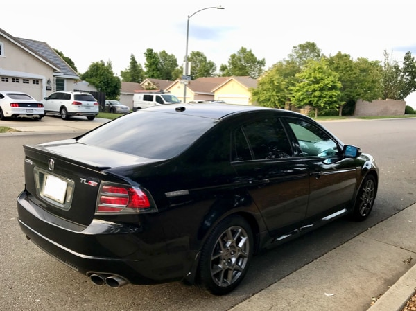 Acura Tl Type S For Sale >> 2007 Acura Tl Type S