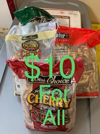 Wood Chips for Grill or MeatSmoker Amarillo, 79118