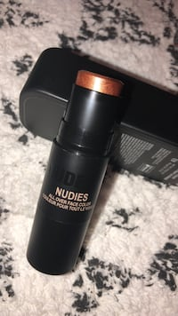 Nudestix Nudies - Brown Sugar, Baby Kråkerøy, 1671