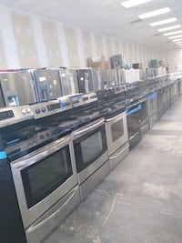 stainless steel Electric stove excellent condition Bowie, 20715