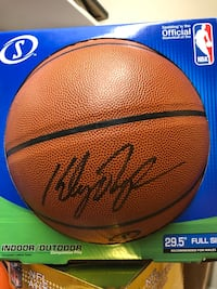 Warriors Klay Thompson autographed Basketball  Novato, 94947