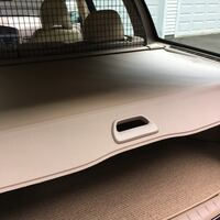 Volvo XC70 Luggage Cover - Beige Sandy Hook, 06482