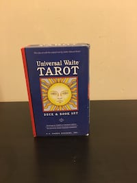 Tarot Cards and booklet Portland, 97266