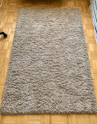 Solid Shag Area Rug 6x9 Jersey City, 07310