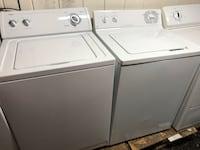 white washer and dryer set Hyattsville, 20783