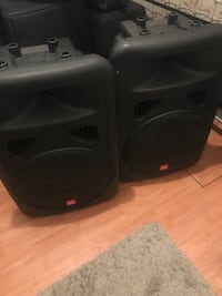 "Jbl eon g2 powered 15"" speakers pair Los Angeles, 91605"