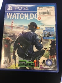 PS4 watch dogs 2 Hagerstown, 21740