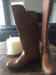 Riding style boots