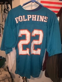NICE NFL MIAMI DOLPHINS JERSEY