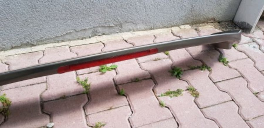 Honda Civic spoiler 1