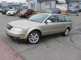 2004 VOLKSWAGEN PASSAT WAGON RUNS GREAT