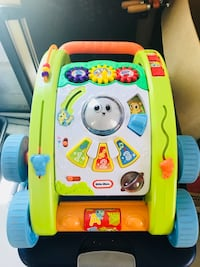 Little tikes light and go walker Virginia Beach, 23464