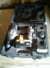 black cordless power drill with case Ottawa, K1L 6S4
