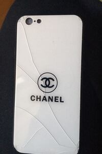 Chanel glass case iPhone 6/6s Newmarket