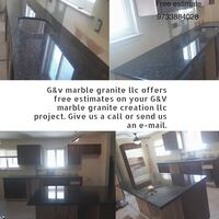 Countertops granite marble kitchen vanity Elizabeth, 07201
