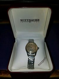 Wittnauer Military style watch Gatineau, J8T 8N4