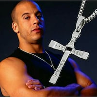 Collana Vin Diesel (fast and furious)