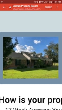 HOUSE For Sale 4+BR 2BA Letohatchee