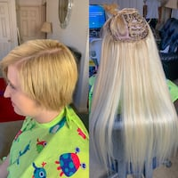 Hair styling(Hair Extensions) Hagerstown