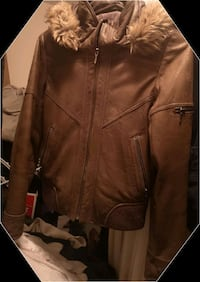 2 Small cute Danier leather jackets  Chilliwack, V2R 5S2