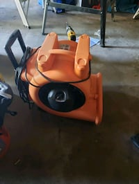 Air mover blower