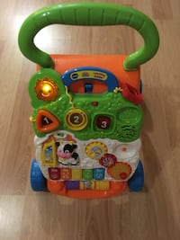 vtech sit to stand learning walker 28 km