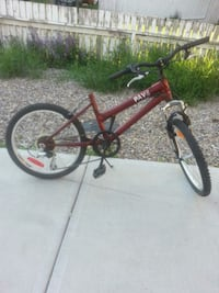 black and red BMX bike Lethbridge, T1H 1J3
